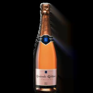quatresols gauthier brut rose champagne premier cru