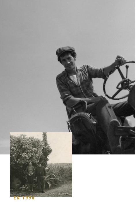Historie foto domaine Lafage
