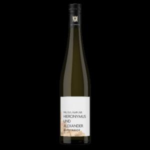 weissburgunder pinot blanc gustwein hieronymus und alexander weingut rappenhof